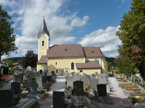 Pfarrkirche Loiwein