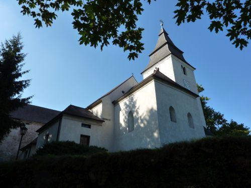 Pfarrkirche Rastbach