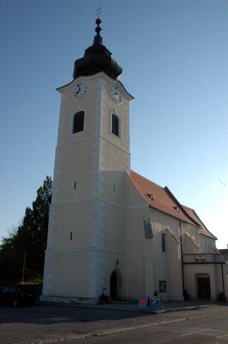 Pfarrkirche Rohrendorf