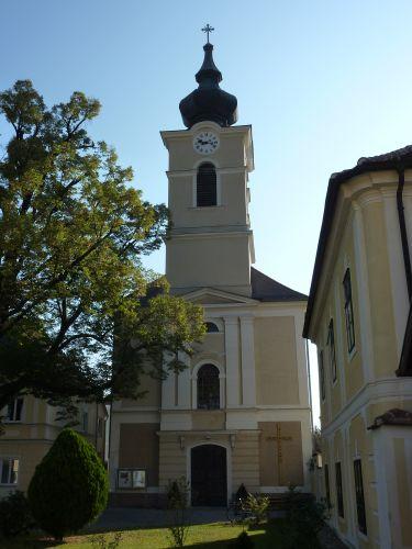 Pfarrkirche Theiß