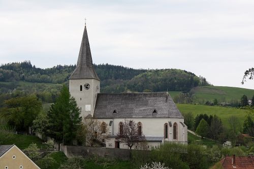 Pfarrkirche Kaumberg