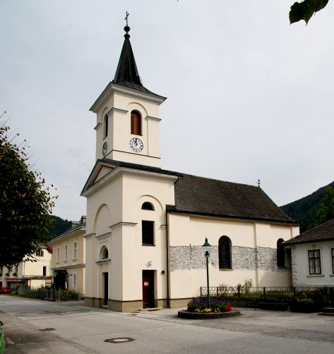 Pfarrkirche Lehenrotte