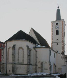 Pfarrkirche Obergrafendorf
