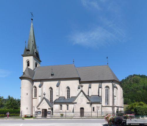 Pfarrkirche Ramsau-Niederösterreich