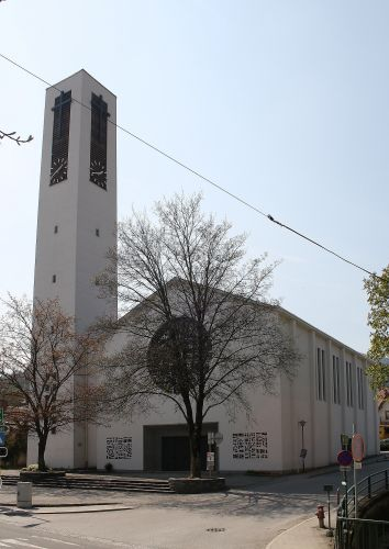 Pfarrkirche Traisen