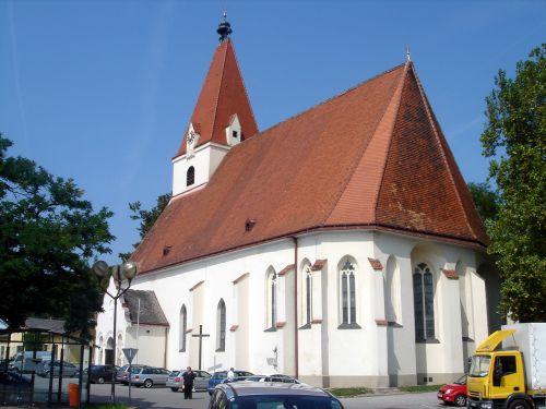 Pfarrkirche Wilhelmsburg