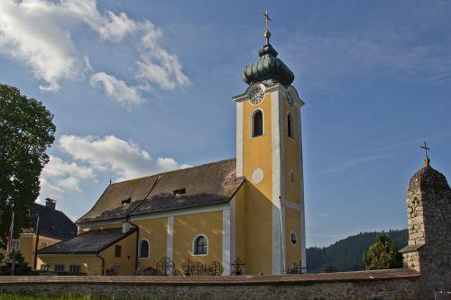 Pfarrkirche Dorfstetten
