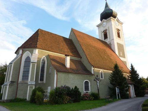 Pfarrkirche Gottsdorf