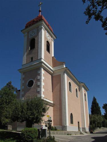 Pfarrkirche Pisching