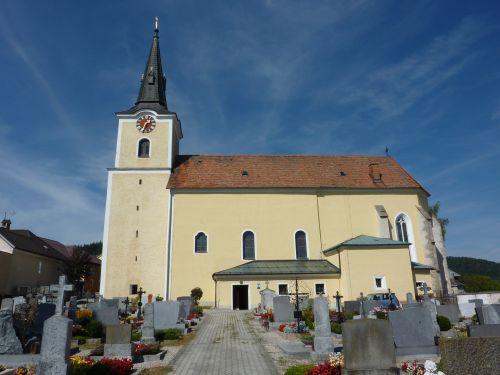 Pfarrkirche St. Oswald (Niederösterreich)