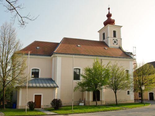 Pfarrkirche Bischofstetten