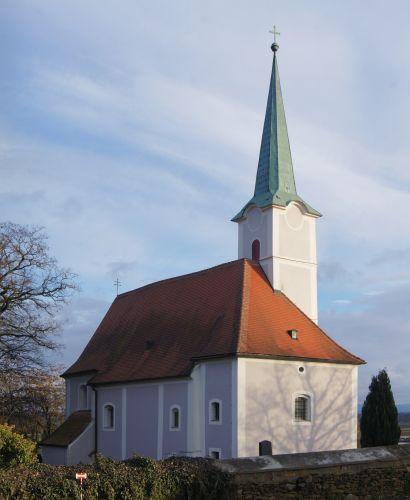 Pfarrkirche Haunoldstein