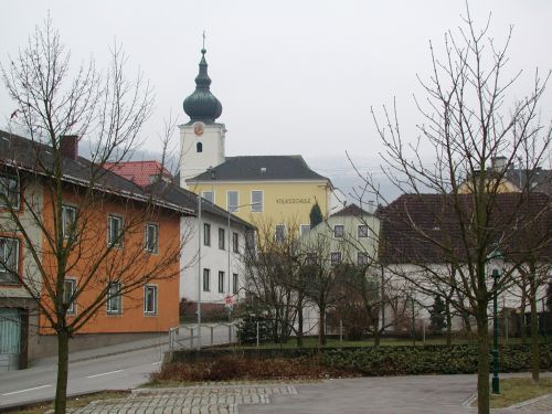 Pfarrkirche Matzleinsdorf (Niederösterreich)