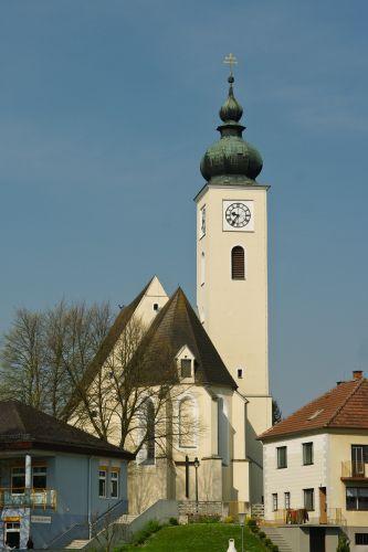 Pfarrkirche Ruprechtshofen