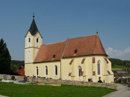 Pfarrkirche Zelking