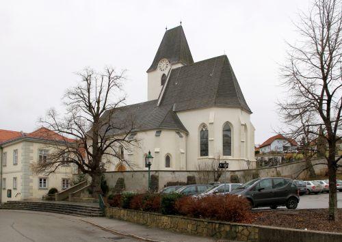 Pfarrkirche Kasten bei Böheimkirchen