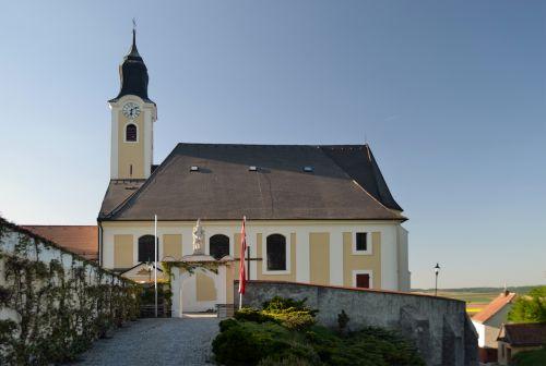 Pfarrkirche Ollersbach