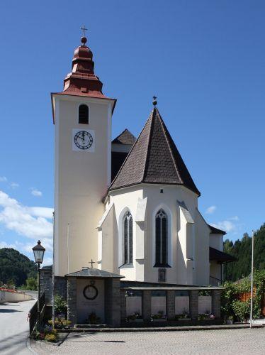 Pfarrkirche Frankenfels