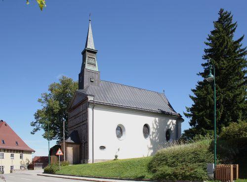 Pfarrkirche Puchenstuben