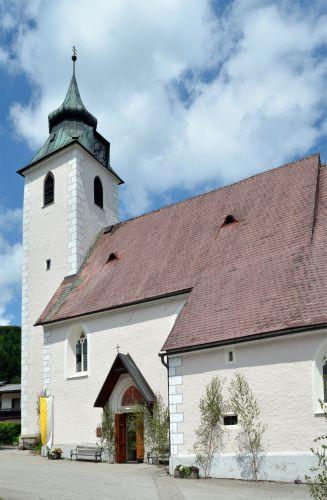 Pfarrkirche Randegg