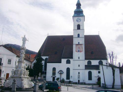Stadtpfarrkirche St. Magdalena