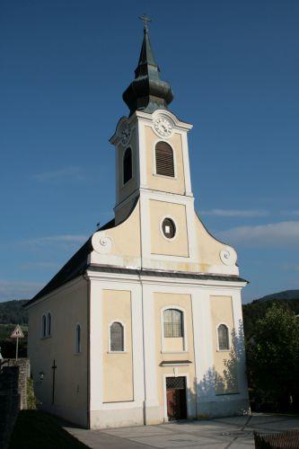 Pfarrkirche St. Georgen an der Leys