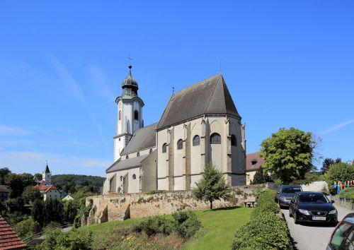 Pfarrkirche Emmersdorf