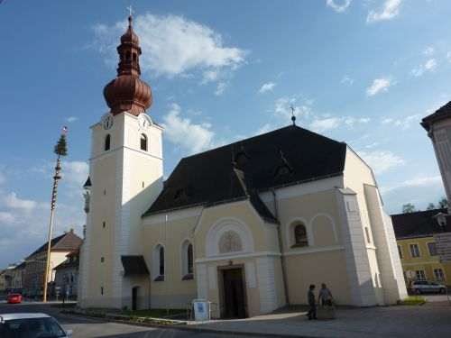 Pfarrkirche Ottenschlag