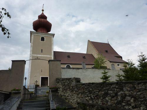 Pfarrkirche St. Johann bei Großheinrichschlag