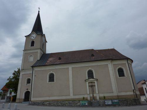 Pfarrkirche Weinzierl am Walde