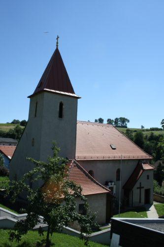 Pfarrkirche Chorherrn