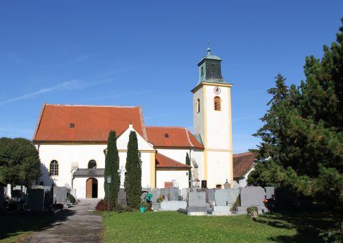Pfarrkirche Freundorf