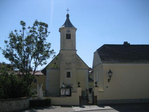 Pfarrkirche Judenau