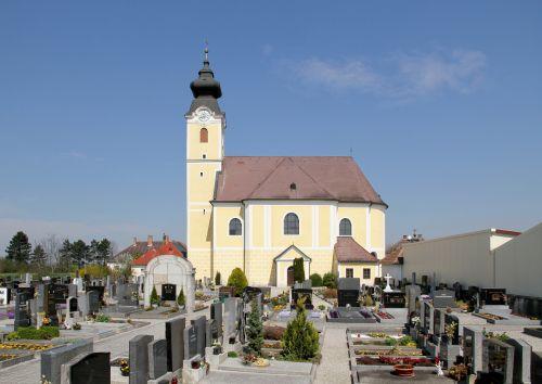 Pfarrkirche Langenrohr