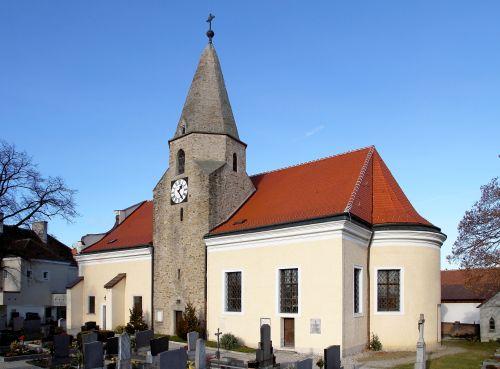 Pfarrkirche Maria Ponsee