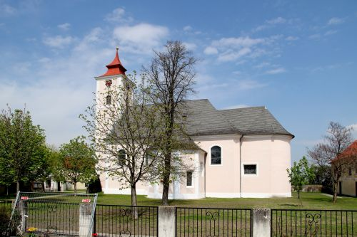 Pfarrkirche Michelhausen