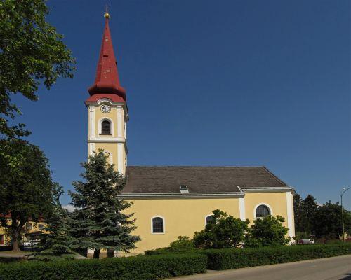 Pfarrkirche Ollern