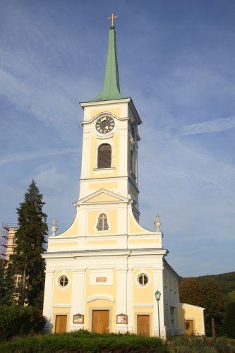 Pfarrkirche Rappoltenkirchen