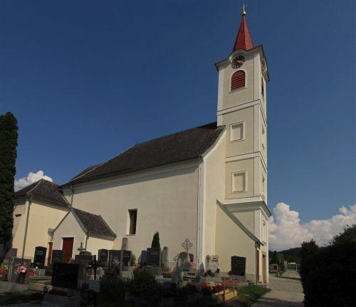 Pfarrkirche Ried am Riederberg