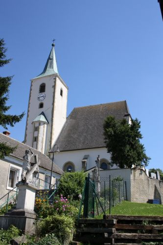 Pfarrkirche Tulbing