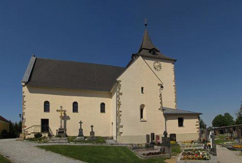 Pfarrkirche Echsenbach