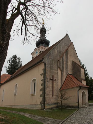 Pfarrkirche Großhaselbach