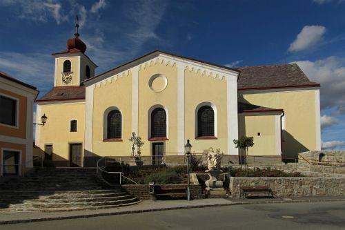 Pfarrkirche Kautzen