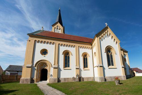 Pfarrkirche Langschwarza