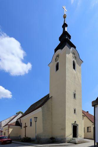 Pfarrkirche Ludweis