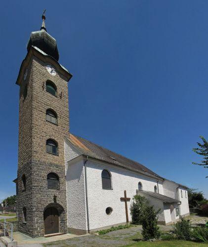 Pfarrkirche Pfaffenschlag