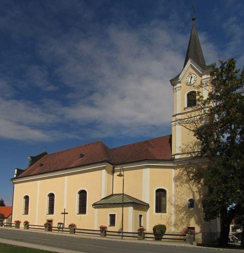 Pfarrkirche Scheideldorf
