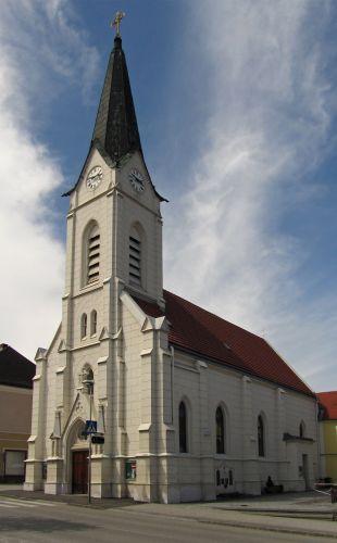 Pfarrkirche Schwarzenau