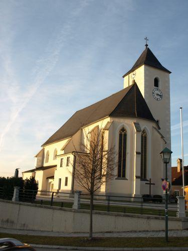 Pfarrkirche Allhartsberg
