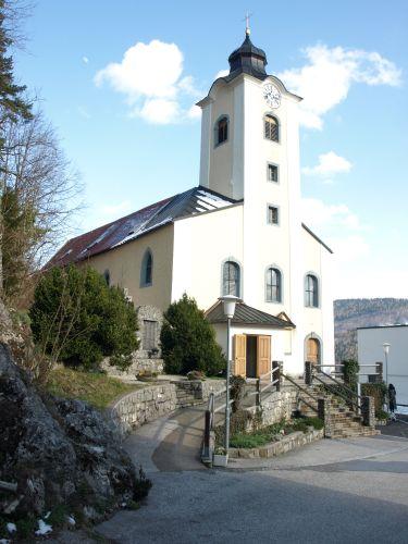 Pfarrkirche Konradsheim